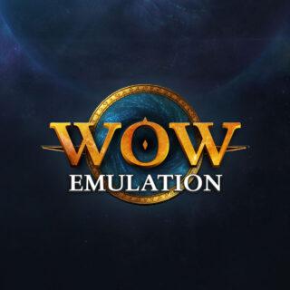 WoW emulation logo by Torta