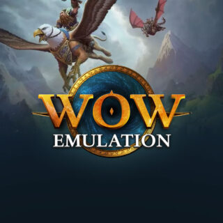WoW Emulation logo - best WoW emulator 2021